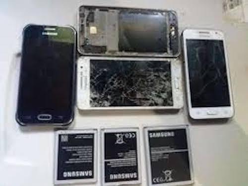 respuestos de celulares Uruguay