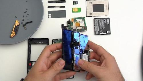 pantallas y baterias celulares