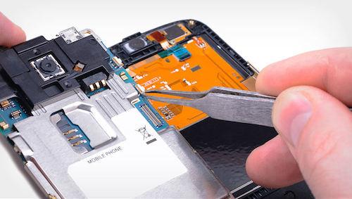 reparación de móviles en Montevideo