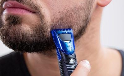 cuidados de barba