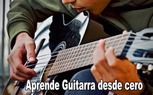 tocar guitarra Montevideo